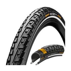 Continental Ride Tour Fietsband 26 inch, draad, Reflex zwart